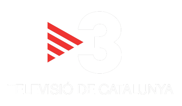 LOGO TV3 OFICIAL - FONS NEGRE